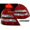 Задняя светодиодная оптика (задние фонари) для Mercedes C-Class (W203) SD 2000-2007 (TUNING-TEC, LDME37)