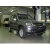 Боковые пороги D42 с листом из нержавеющей стали для Chevrolet Niva 2009+ (UA-TUNING, CHNVA.09.RBLN)