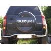 "Защита задняя ""Чайка"" D60 для Suzuki Grand Vitara 2005-2012 (UA-TUNING, SGV.03.RAB)"