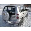 """Защита задняя """"уголки"""" D60 для Chevrolet Niva 2003-2010 (UA-TUNING, CHNVA.03.RAB)"""