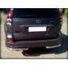 """Защита задняя """"уголки"""" D60 для Toyota LC 120 2002+ (UA-TUNING, TOLC.02.RAB)"""