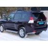 """Защита задняя """"уголки"""" D60 для Toyota LC 150 2009+ (UA-TUNING, TOLC.09.RAB)"""