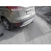 Защита задняя D60 для Ford Kuga 2013+ (UA-TUNING, FOKU.13.RBG)