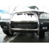 Защита передняя высокая мини D60 для Chevrolet Niva 2003-2010 (UA-TUNING, CHNVA.03.FRSGM)
