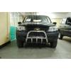 Защита передняя низкая с клыками D60 для Chevrolet Niva 2010+ (UA-TUNING, CHNVA.10.NFRSG)