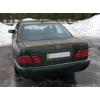 Задний спойлер (Cабля, полнотелий) для Mercedes E-Class (W210) 1995-2002 (DT,  11340)