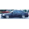 Аэродинамические накладки на пороги для Mercedes C-Class (W202) 1993-2000 (DT, 02289)