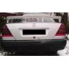 Задний спойлер для Mercedes C-Class (W202) 1993-2000 (DT, 02376)
