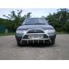 Защита передняя низкая с клыками D42 для ВАЗ 2110 1995+ (UA-TUNING, VAZ10.95.NFRSG)