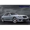 Аэродинамические накладки на пороги для Mercedes S-Class (W220) 1998-2005 (DT, 60H1)