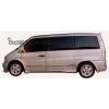 Аэродинамические накладки на пороги для Mercedes Vito (W368) 1996-2002 (DT, 02291)
