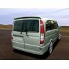 Задний спойлер (распашонка) для Mercedes Vito (W639) 2003+ (DT, 02084)