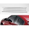 Нижние молдинги стекол для Chevrolet Cruze 2012+ (Kindle, CCR-D12)