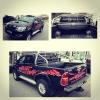 "Защита кузова ""Roll Bar"" для Toyota Hilux 2005+ (Can-Otomotiv, TOYHL.67.5045)"