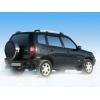 Рейлинги алюминиевые для Chevrolet Niva 2001+ (Can-Otomotiv, CHNVRR)