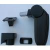 Подлокотник (черный, виниловый) для ZAZ Forza 2010+ (ASP, ASP-ARM-FORZA-BK)
