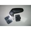 Подлокотник (черный, виниловый) для Volkswagen Polo (9N) 2005+ (ASP, BVWPL3H20-LB)