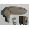 Подлокотник (бежевый, виниловый) для Nissan Tiida 2007+ (ASP, BNSTD0520-BL)