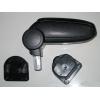 Подлокотник (черный, виниловый) для Kia Rio 2006-2010 (ASP, BKARO0620-NL)