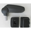 Подлокотник (черный, текстильный) для Hyundai Solaris/Accent 2010+ (ASP, BHYVN1020-NT)