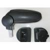 Подлокотник (черный, виниловый) для Hyundai Accent 2006+ (ASP, BHYAC0620-NL)