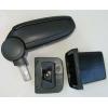 Подлокотник (черный, виниловый) для Hyundai Accent 2012+ (ASP, BHYVN1020-NL)