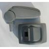 Подлокотник (серый, текстильный) для Ford Focus II 2005-2010 (ASP, BFDFC0520-GT)