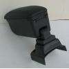 Подлокотник (черный, виниловый) для Skoda Rapid 2012+ (Botec, 64576LB)