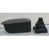 Подлокотник (серый, текстильный) для Skoda Rapid 2012+ (Botec, 64576TG)