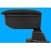 Подлокотник (черный, текстильный) для Skoda Rapid 2012+ (Botec, 64576TB)