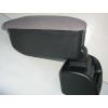 Подлокотник (серый, текстильный) для Seat Leon 2005-2013 (Botec, 64258TG)