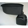 Подлокотник (черный, текстильный) для Seat Leon 2005-2013 (Botec, 64258TB)