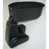 Подлокотник (черный, текстильный) для Renault Megane 2011+ (Botec, 64588TB)