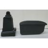 Подлокотник (черный, виниловый) для Renault Kangoo 2008+ (Botec, 64432LB)