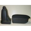 Подлокотник (черный, текстильный) для Renault Captur 2013+ (Botec, 64586TB)