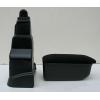 Подлокотник (черный, текстильный) для Peugeot Partner Tepee 2008+ (Botec, 64488TB)
