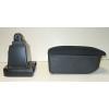 Подлокотник (черный, текстильный) для Kia Venga/Hyundai IX20 2010+ (Botec, 64492TB)