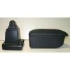 Подлокотник (черный, виниловый) для Kia Venga/Hyundai IX20 2010+ (Botec, 64492LB)
