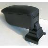 Подлокотник (черный, виниловый) для Opel Astra G 1998-2004 (Botec, 63250LB)