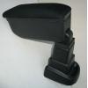Подлокотник (черный, текстильный) для Hyundai I10 2008-2012 (Botec, 64448TB)