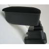 Подлокотник (черный, текстильный) для Ford Transit/Torneo Connect 2002-2006 (Botec, 64106TB)