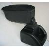 Подлокотник (черный, текстильный) для Ford Focus 2005-2010 (Botec, 64230TB)
