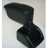 Подлокотник (черный, виниловый) для Ford Focus 2005-2010 (Botec, 64230LB)