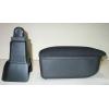 Подлокотник (черный, текстильный) для Fiat Grande Punto 2005-2008 (Botec, 64324TB)