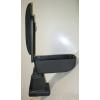 Подлокотник (черный, текстильный) для Fiat Doblo 2010+ (Botec, 64560TB)