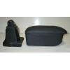 Подлокотник (черный, виниловый) для Fiat Doblo 2010+ (Botec, 64560LB)