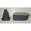 Подлокотник (серый, текстильный) для Fiat Doblo 2010+ (Botec, 64560TG)