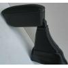 Подлокотник (черный, виниловый) для Fiat 500 2007-2013 (Botec, 64372LB)