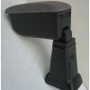 Подлокотник (серый, текстильный) для Citroen Berlingo/Peugeot Partner 2003-2008 (Botec, 64318TG)