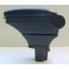 Подлокотник (черный, виниловый) для Suzuki SX4  2006-2009 (HODY, HODY-SX4-BK)